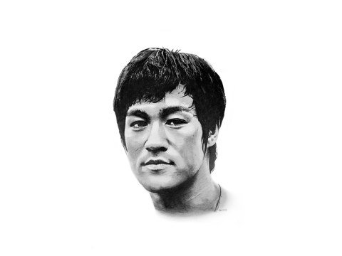 foto de Bruce Lee
