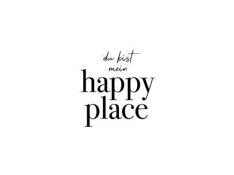 eres mi lugar feliz