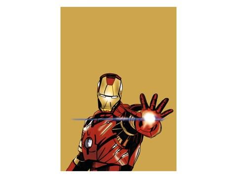 la imagen del hombre del hierro