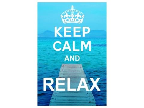 Mantener la calma y Relax