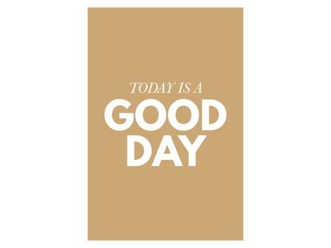 Hoy es un buen día